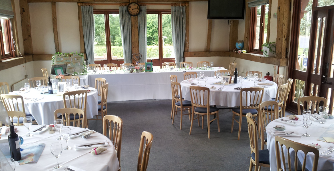 Special Event Parties at Warnham Barn